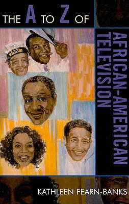 A to Z of African-American Television  N/A edition cover