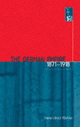 Deutsche Kaiserreich, 1871-1918  2nd 1985 edition cover