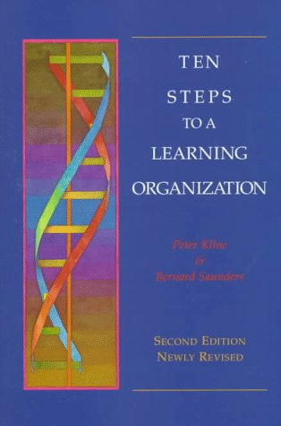Ten Steps to a Learning Organization  2nd 1998 (Revised) edition cover