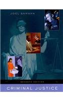Criminal Justice  7th 2006 edition cover