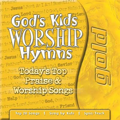 God's Kids Worship Gold Hymns : 20 of the Greatest Worship Hymns  2003 (Unabridged) 9781400303328 Front Cover