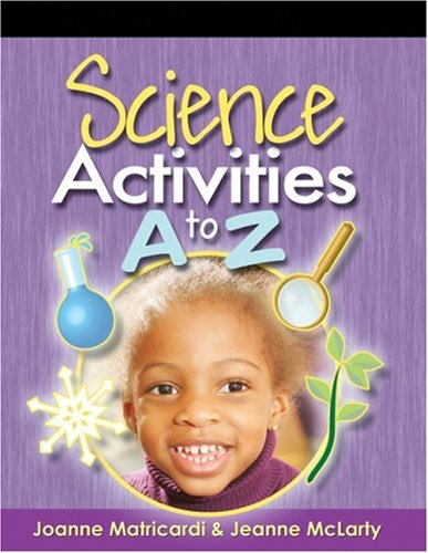 Science Activities A to Z   2005 9781401872328 Front Cover