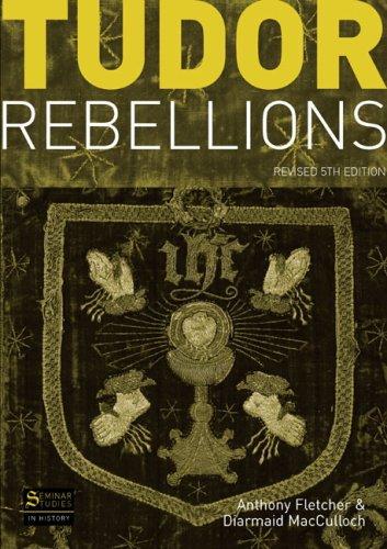 Tudor Rebellions  5th 2009 (Revised) edition cover