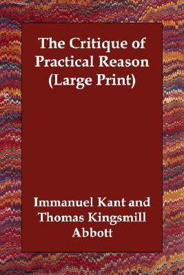 Critique of Practical Reason (Large  N/A 9781406822328 Front Cover