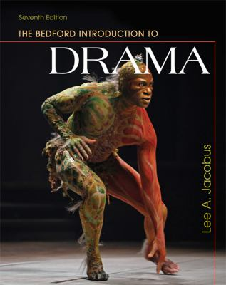 Bedford Introduction to Drama  7th 2013 edition cover