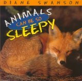 Animals Can Be So Sleepy  N/A 9781550413328 Front Cover