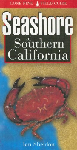 Seashore of Southern California   2007 (Revised) edition cover