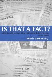 Is That a Fact? A Field Guide to Statistical and Scientific Information 2nd 2012 (Revised) edition cover