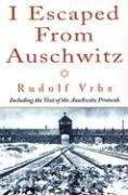 I Escaped from Auschwitz   2002 (Revised) edition cover