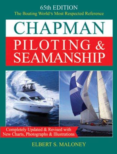 Chapman Piloting and Seamanship  65th edition cover