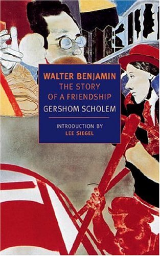 Walter Benjamin The Story of a Friendship  2002 edition cover