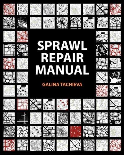Sprawl Repair Manual   2010 edition cover