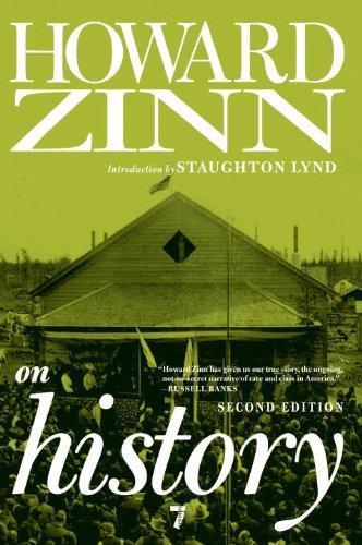 Howard Zinn on History  2nd 2011 edition cover