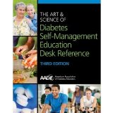 Art and Science of Diabetes Self-Management Education Desk Reference  3rd edition cover