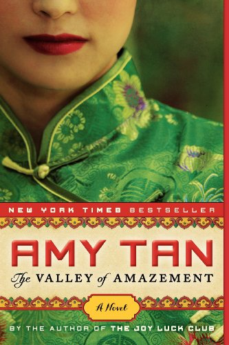 Valley of Amazement  N/A edition cover
