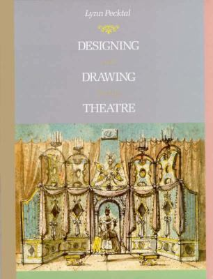 Designing and Drawing for the Theater   1995 edition cover