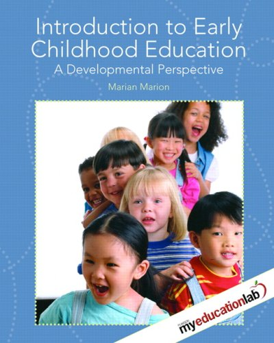Introduction to Early Childhood Education A Developmental Perspective  2010 edition cover