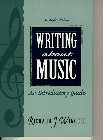 Writing about Music  2nd 1997 9780134633329 Front Cover