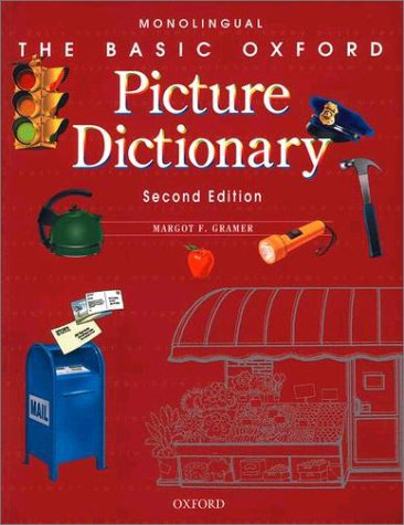 Basic Oxford Picture Dictionary  2nd 2003 (Revised) edition cover