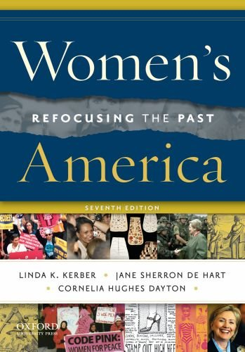 Women's America Refocusing the Past 7th 2011 edition cover