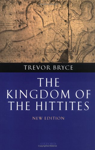 Kingdom of the Hittites  2nd 2005 (Revised) edition cover