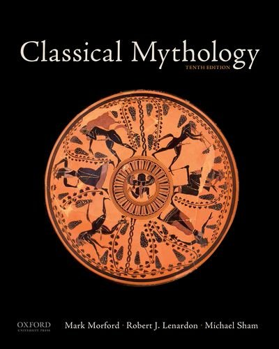 Classical Mythology  10th 2014 9780199997329 Front Cover