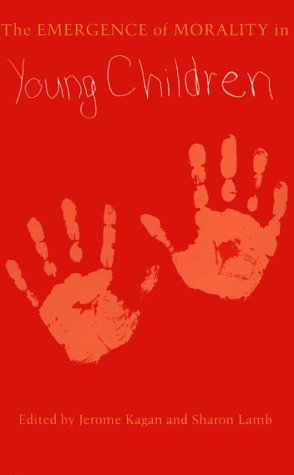 Emergence of Morality in Young Children   1990 edition cover