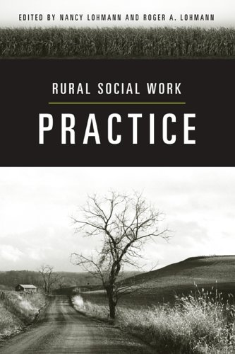 Rural Social Work Practice   2005 9780231129329 Front Cover
