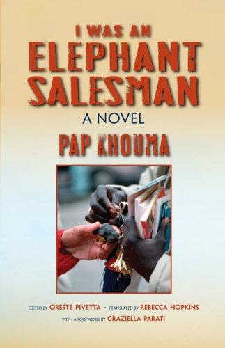 I Was an Elephant Salesman Adventures Between Dakar, Paris, and Milan  2010 edition cover