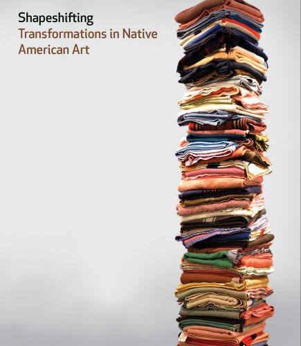 Shapeshifting Transformations in Native American Art  2012 edition cover
