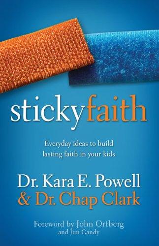 Sticky Faith   2011 edition cover
