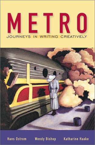Metro Journeys in Writing Creatively  2001 (Student Manual, Study Guide, etc.) edition cover