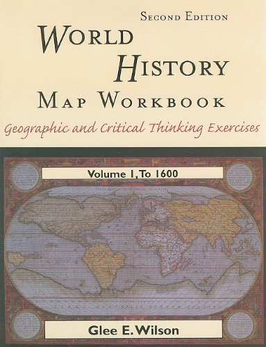 World History Geographic and Critical Thinking Exercises 2nd 2000 (Revised) edition cover