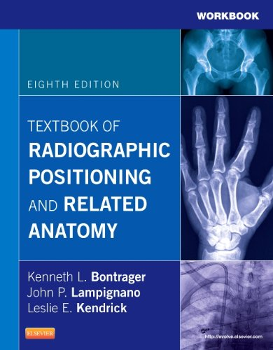 Workbook for Textbook of Radiographic Positioning and Related Anatomy  8th 2014 edition cover