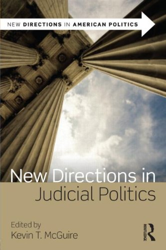 New Directions in Judicial Politics   2012 edition cover