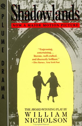 Shadowlands  N/A edition cover