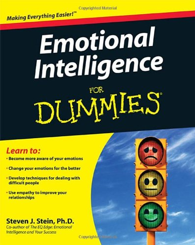 Emotional Intelligence for Dummies   2009 edition cover