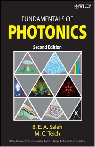 Fundamentals of Photonics  2nd 2007 (Revised) edition cover
