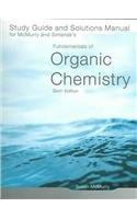 Fundamentals of Organic Chemistry  6th 2007 (Student Manual, Study Guide, etc.) edition cover