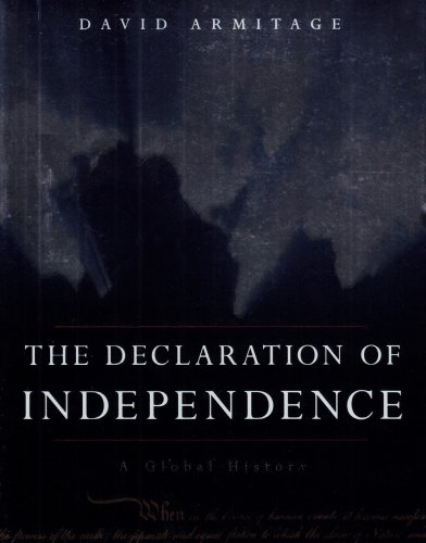 Declaration of Independence A Global History  2007 edition cover