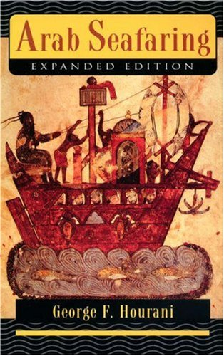Arab Seafaring  2nd 1995 (Revised) edition cover