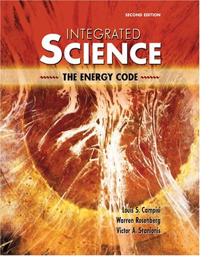Integrated Science The Energy Code 2nd 2007 (Revised) edition cover