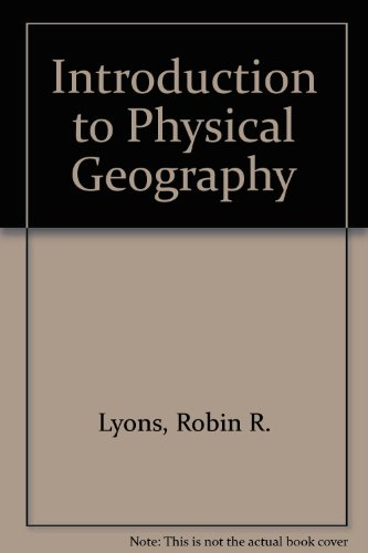 Introduction to Physical Geography Lab Manual and Workbook Revised  9780757568329 Front Cover