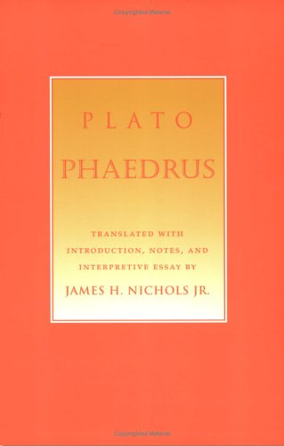 Phaedrus   1998 edition cover