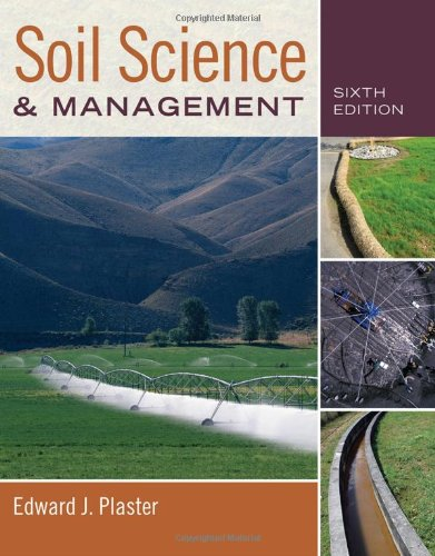 Soil Science and Management  6th 2014 edition cover