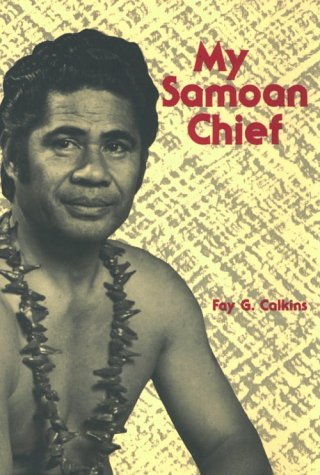 My Samoan Chief  Reprint edition cover