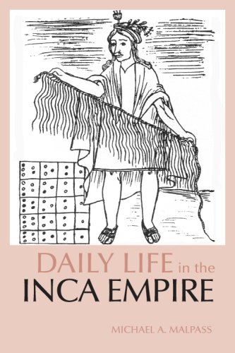 Daily Life in the Inca Empire   2008 (Reprint) edition cover