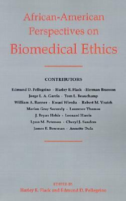 African-American Perspectives on Biomedical Ethics   1992 9780878405329 Front Cover