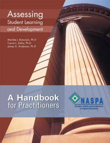 Assessing Student Learning and Development : A Handbook for Practitioners 1st 2004 edition cover