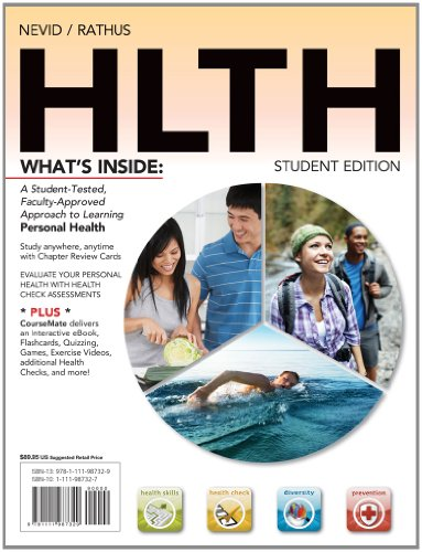 HLTH   2013 (Student Manual, Study Guide, etc.) edition cover